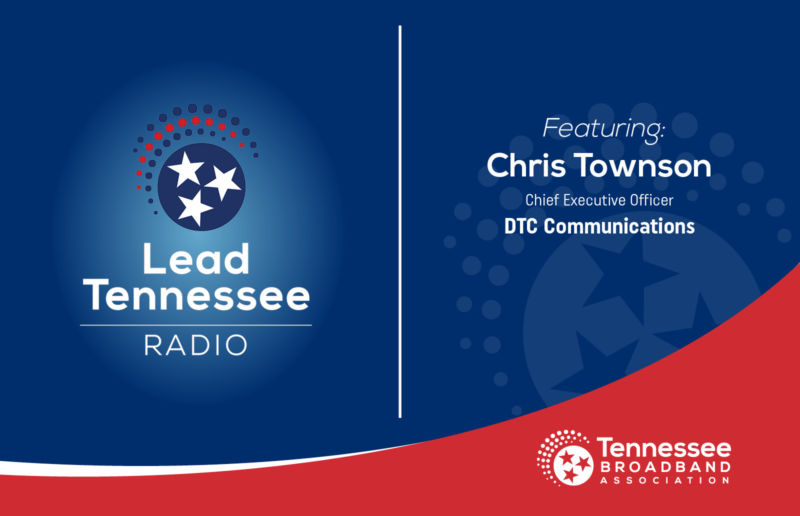 Podcast featuring Chris Townson from DTC Communications