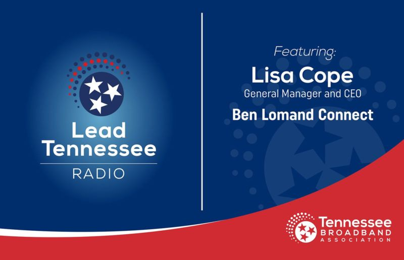 Lead Tennessee Raddio Podcast featuring Lisa Cope