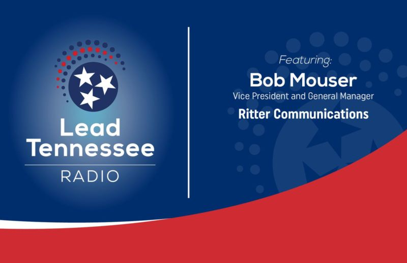 Podcast focuses on importance of broadband with Bob Mouser