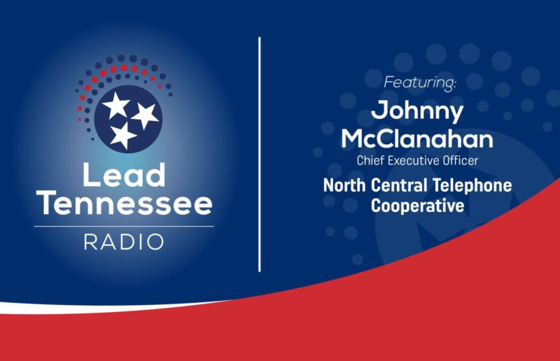Podcast focuses on importance of broadband with Johnny McClanahan