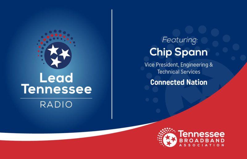 lead tennessee radio featuring Chip Spann
